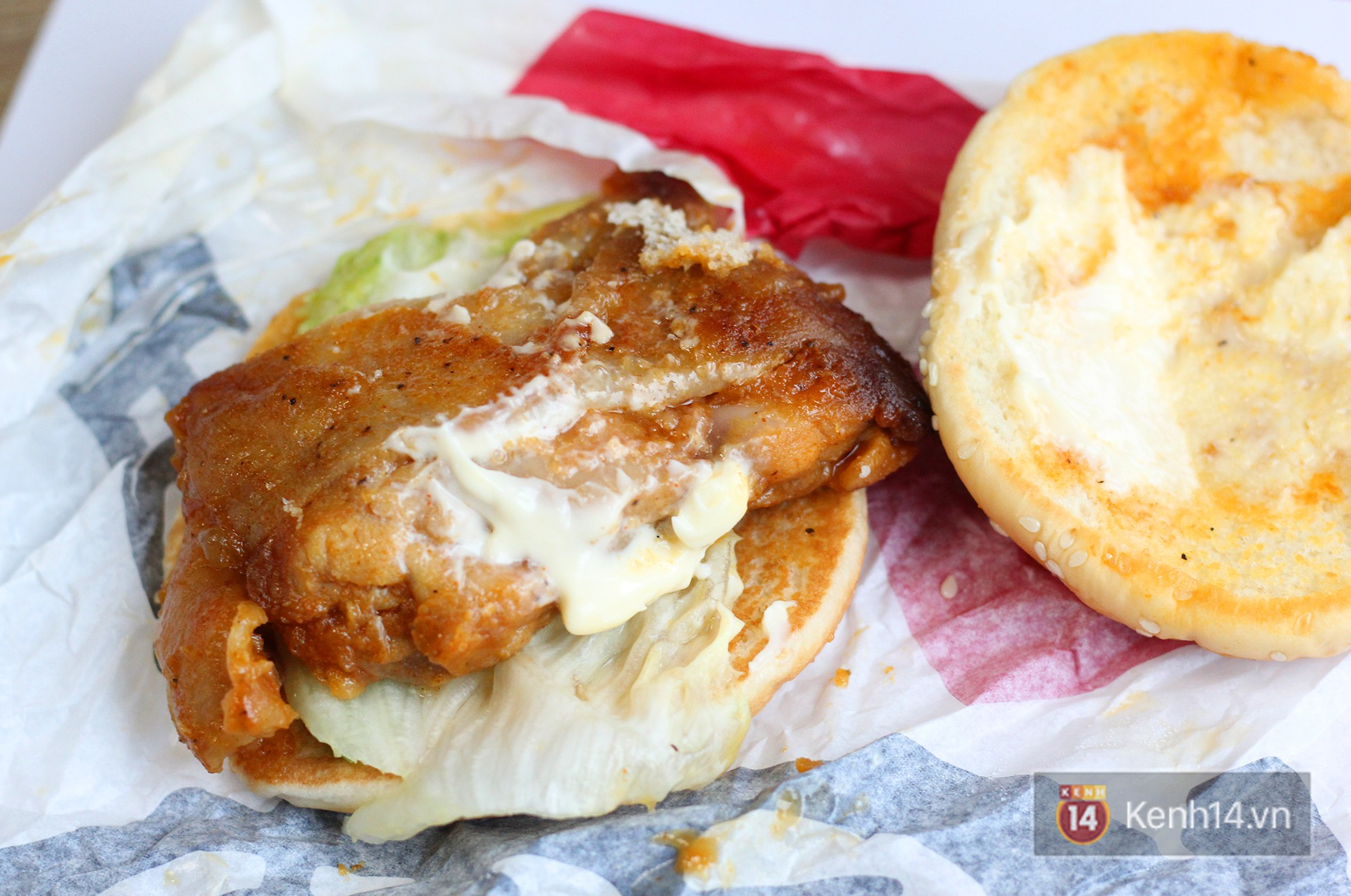 Xem sự khác biệt giữa quảng cáo và thực tế của burger ở Việt Nam để thấy đúng là đời không như mơ - Ảnh 18.
