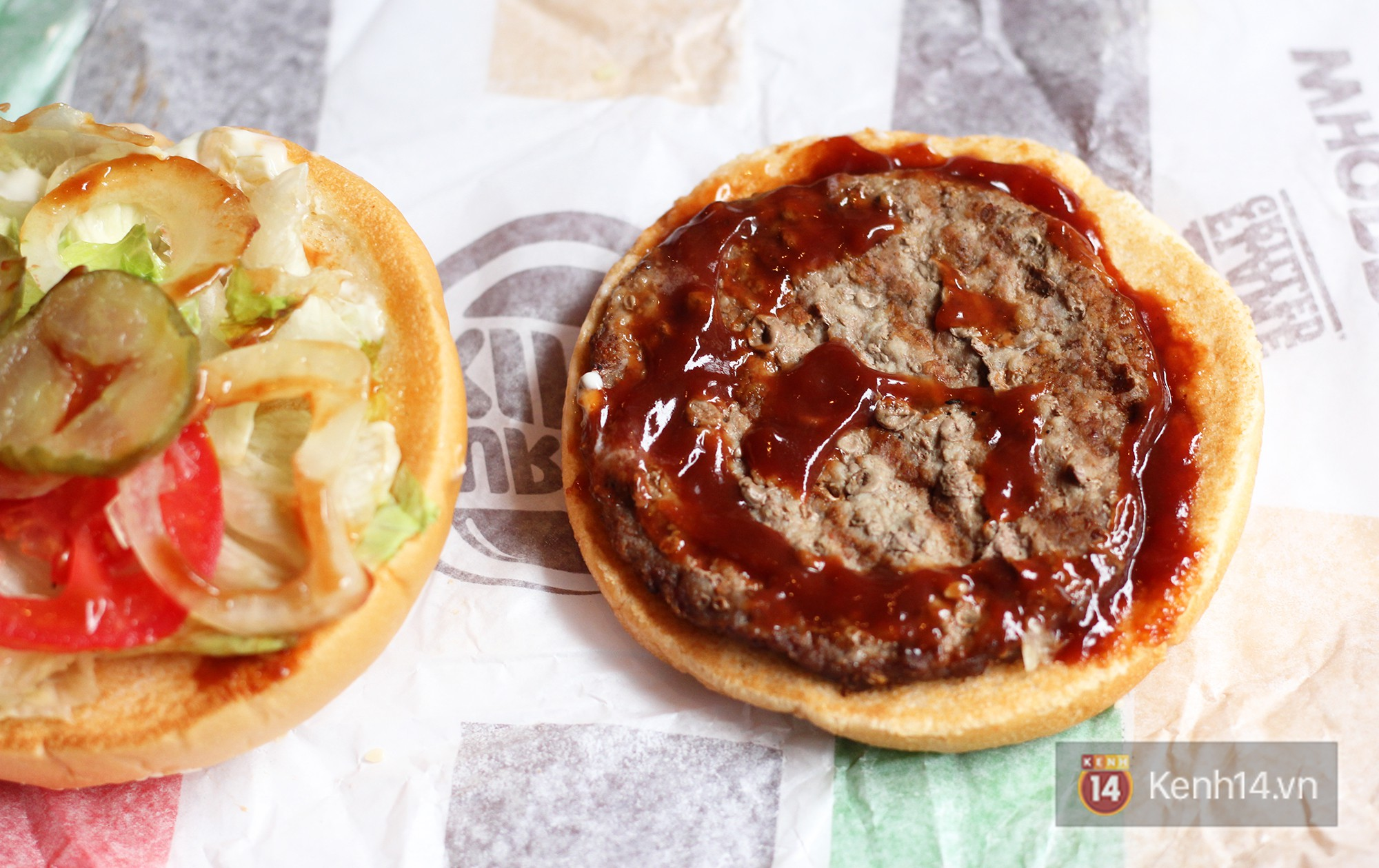 Xem sự khác biệt giữa quảng cáo và thực tế của burger ở Việt Nam để thấy đúng là đời không như mơ - Ảnh 8.