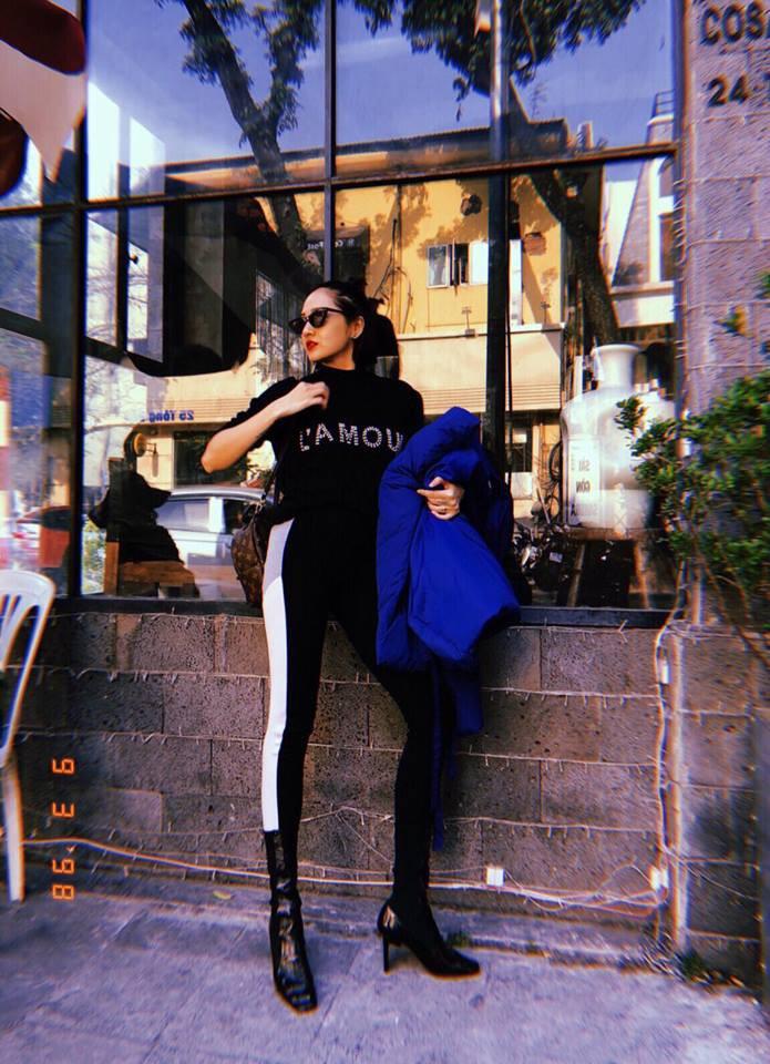 Street style sao tháng 3 báo hiệu màu vàng đang là hot trend khi Chi Pu, Hương Tràm, Văn Mai Hương... đều chọn mặc - Ảnh 10.