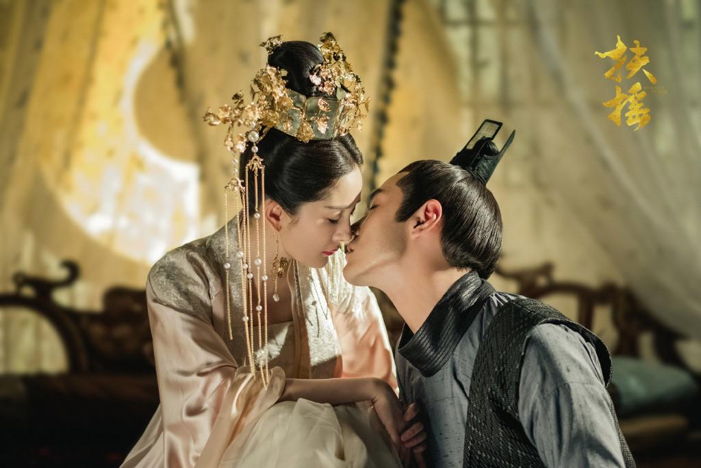 Cuối cùng, Dương Mịch có thể thoải mái đóng phim cổ trang mà không sợ trán hói dìm hàng! - Ảnh 8.