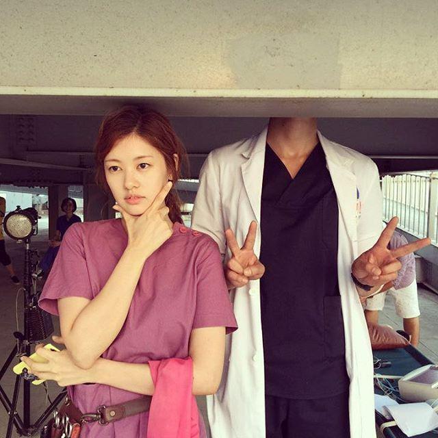 Tuyển tập khoảnh khắc diễn viên Hàn bị bạn diễn tàn nhẫn sỉ nhục chiều cao - Ảnh 6.