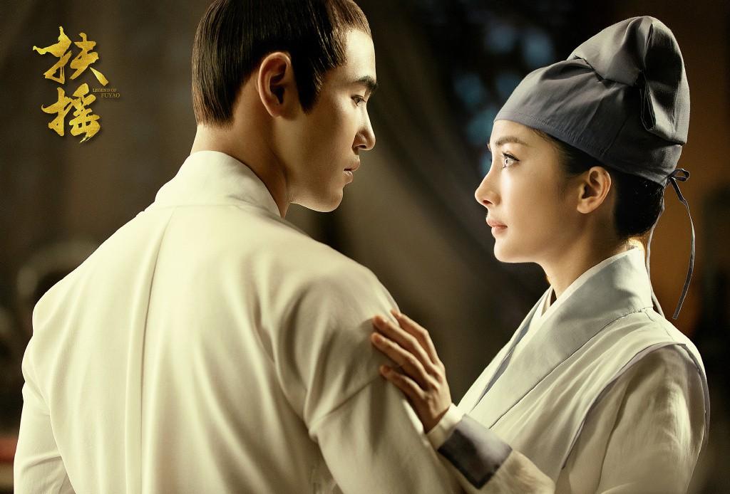 Cuối cùng, Dương Mịch có thể thoải mái đóng phim cổ trang mà không sợ trán hói dìm hàng! - Ảnh 5.