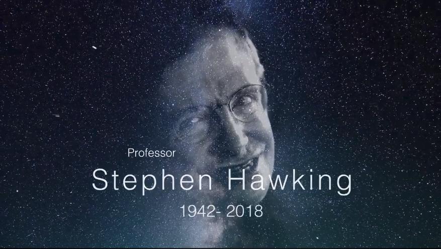 Sau sự ra đi của Stephen Hawking, đại học Cambridge chia sẻ đoạn video tưởng nhớ tới nhà vật lý vĩ đại của nhân loại - Ảnh 2.
