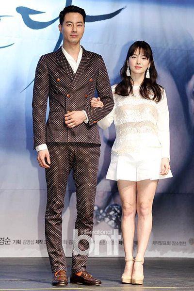 Tuyển tập khoảnh khắc diễn viên Hàn bị bạn diễn tàn nhẫn sỉ nhục chiều cao - Ảnh 12.