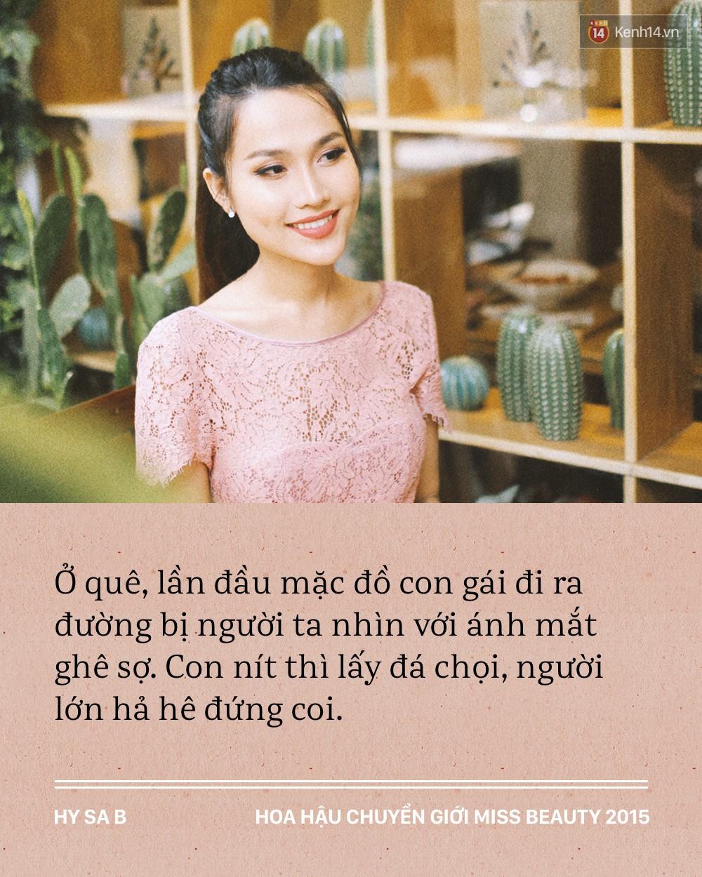 Hoa hậu chuyển giới Việt Nam đầu tiên sau hơn 2 năm đăng quang: Ai cũng nghĩ sau Miss Beauty thì đời mình lên mây - Ảnh 8.