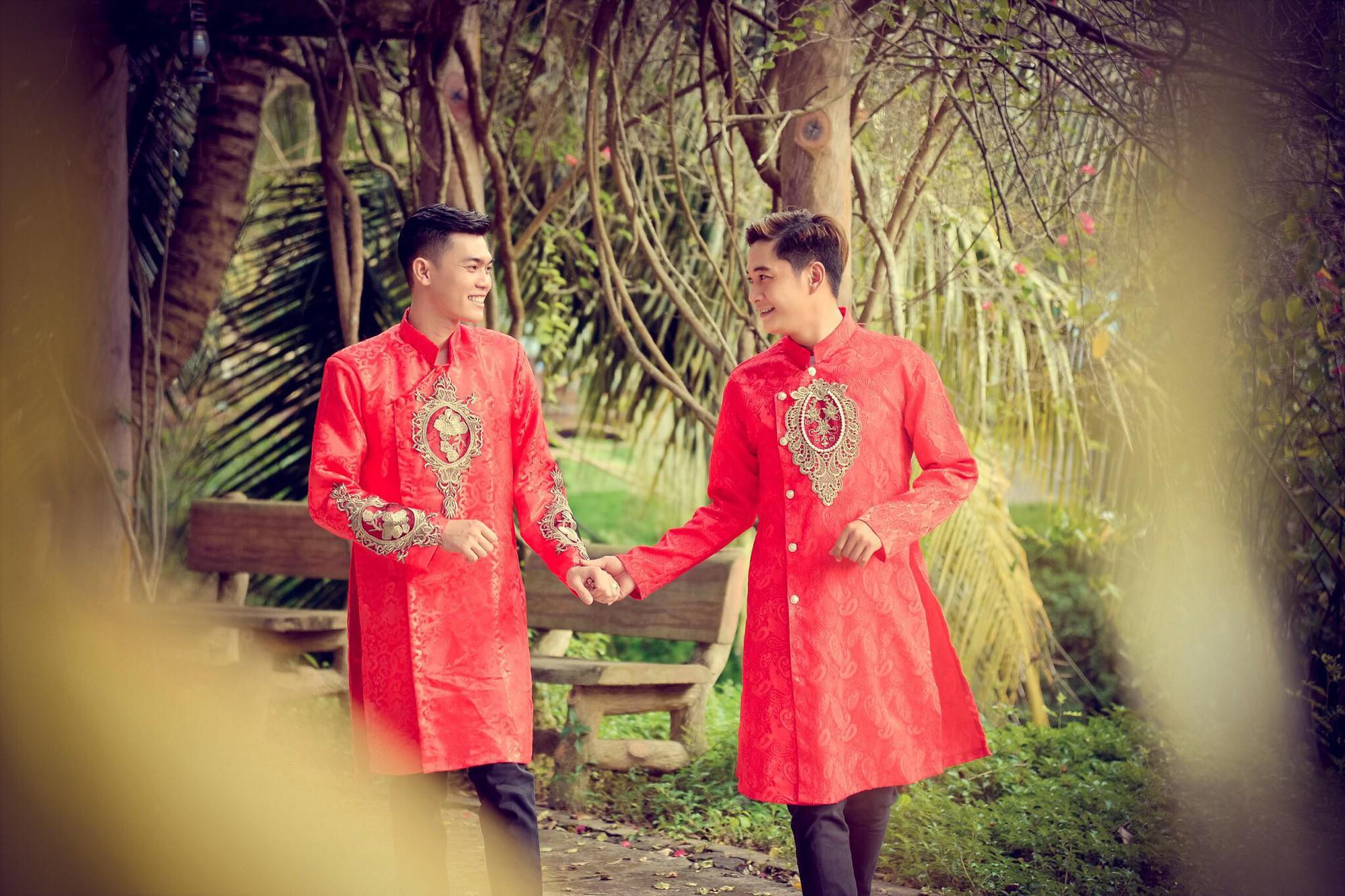 Đám cưới của cặp đồng tính điển trai gây xôn xao mạng xã hội: Chưa bao giờ vì sự phản đối của mọi người mà nản lòng - Ảnh 7.