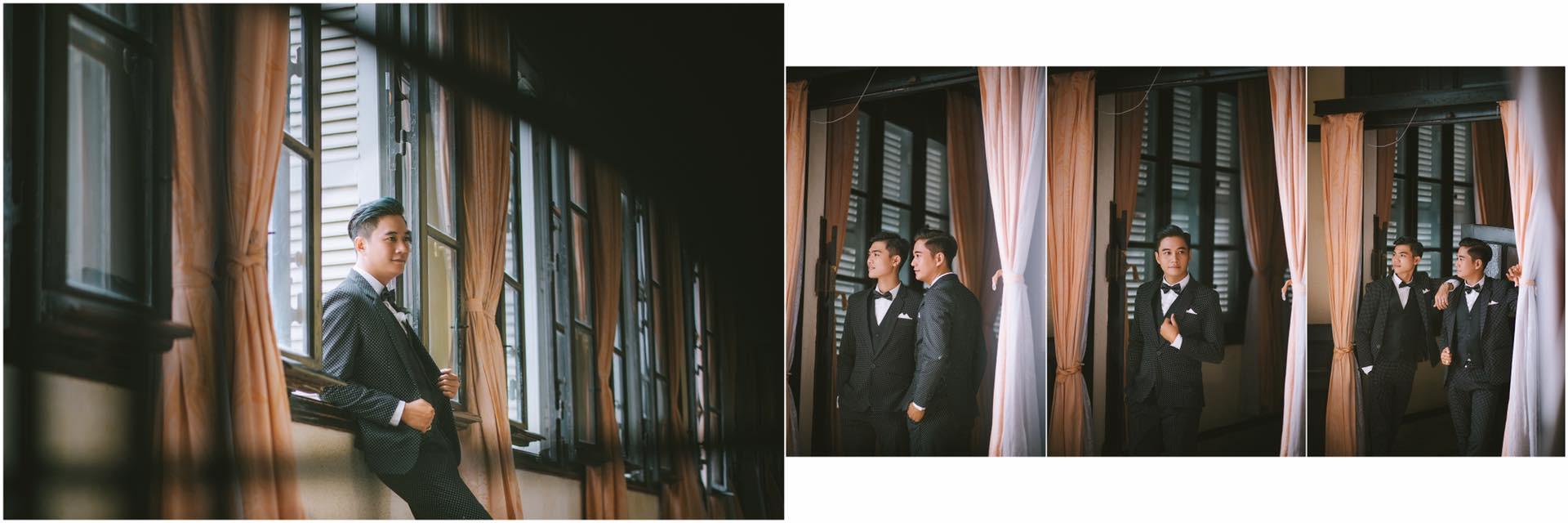 Đám cưới của cặp đồng tính điển trai gây xôn xao mạng xã hội: Chưa bao giờ vì sự phản đối của mọi người mà nản lòng - Ảnh 4.
