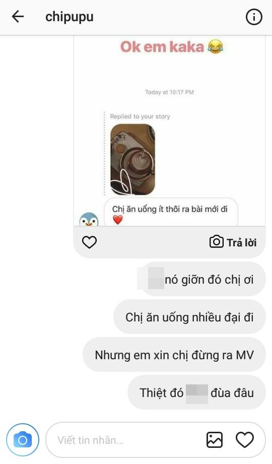 Chi Pu đồng ý ra MV chiều fan, lực lượng cư dân mạng ngăn cản gấp: Xin Chi đừng - Ảnh 8.