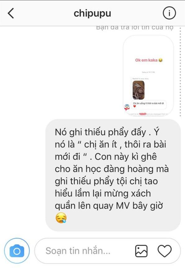 Chi Pu đồng ý ra MV chiều fan, lực lượng cư dân mạng ngăn cản gấp: Xin Chi đừng - Ảnh 7.