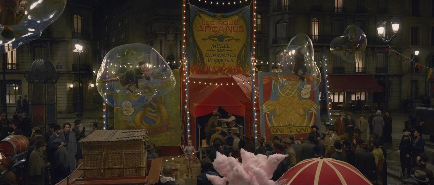 """Hiệu trưởng Dumbledore Jude Law cực bảnh thả thính tung tóe ngay trailer """"Fantastic Beasts 2"""" - Ảnh 10."""