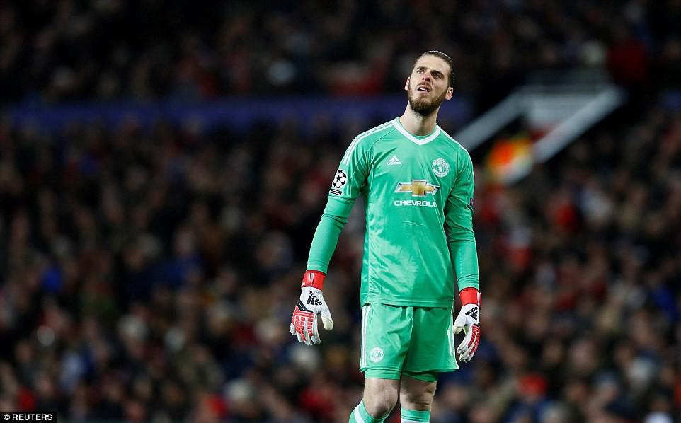 Man Utd nhạt nhòa, bị đá văng khỏi Champions League - Ảnh 9.