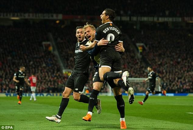 Jose Mourinho: Man Utd bị loại khỏi Champions League chẳng có gì mới lạ - Ảnh 1.