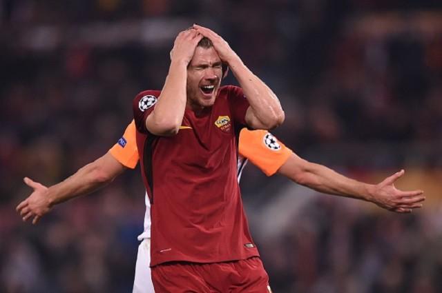 Cựu sao Man City tỏa sáng đưa Roma vào tứ kết Champions League - Ảnh 8.