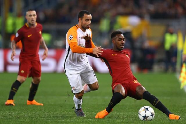 Cựu sao Man City tỏa sáng đưa Roma vào tứ kết Champions League - Ảnh 9.
