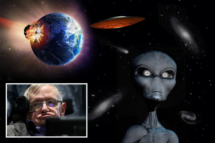 Stephen Hawking và những lời cảnh báo rợn người cho nhân loại về Ngày Tận thế - Ảnh 3.