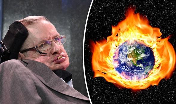 Stephen Hawking và những lời cảnh báo rợn người cho nhân loại về Ngày Tận thế - Ảnh 1.