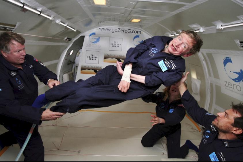 Nhìn lại cuộc đời của huyền thoại Stephen Hawking: Ngôi sao sáng trên bầu trời khoa học thế giới đã vụt tắt - Ảnh 12.