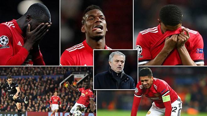 Mourinho bị chỉ trích nặng nề bởi chiến thuật và đội hình xuất phát ở trận thua Sevilla - Ảnh 1.