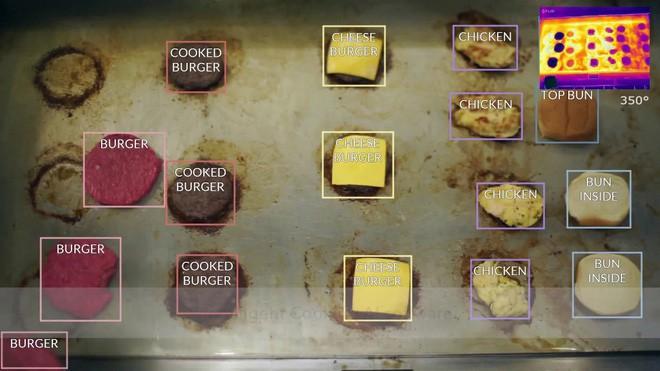 Robot lật bánh burger mới làm được vài ngày đã xin nghỉ để đi khám sức khỏe - Ảnh 2.
