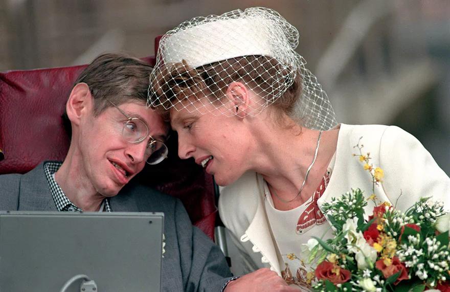 Câu chuyện tình hợp - tan, tan - hợp đầy cảm động giữa nhà vật lý học thiên tài Stephen Hawking và người vợ Jane Wilde - Ảnh 6.