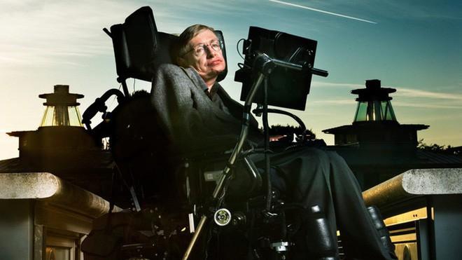 Stephen Hawking sinh trùng ngày mất của Galileo Galilei, mất trùng ngày sinh của Albert Einstein - Ảnh 1.