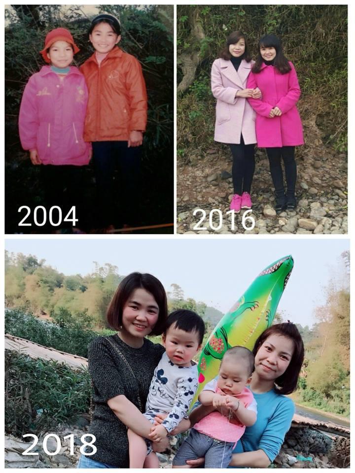Hội chị em bạn dì khoe ảnh sau 20 năm: Ai cũng xinh đẹp và cực thân thiết dù sống xa nhau - Ảnh 3.
