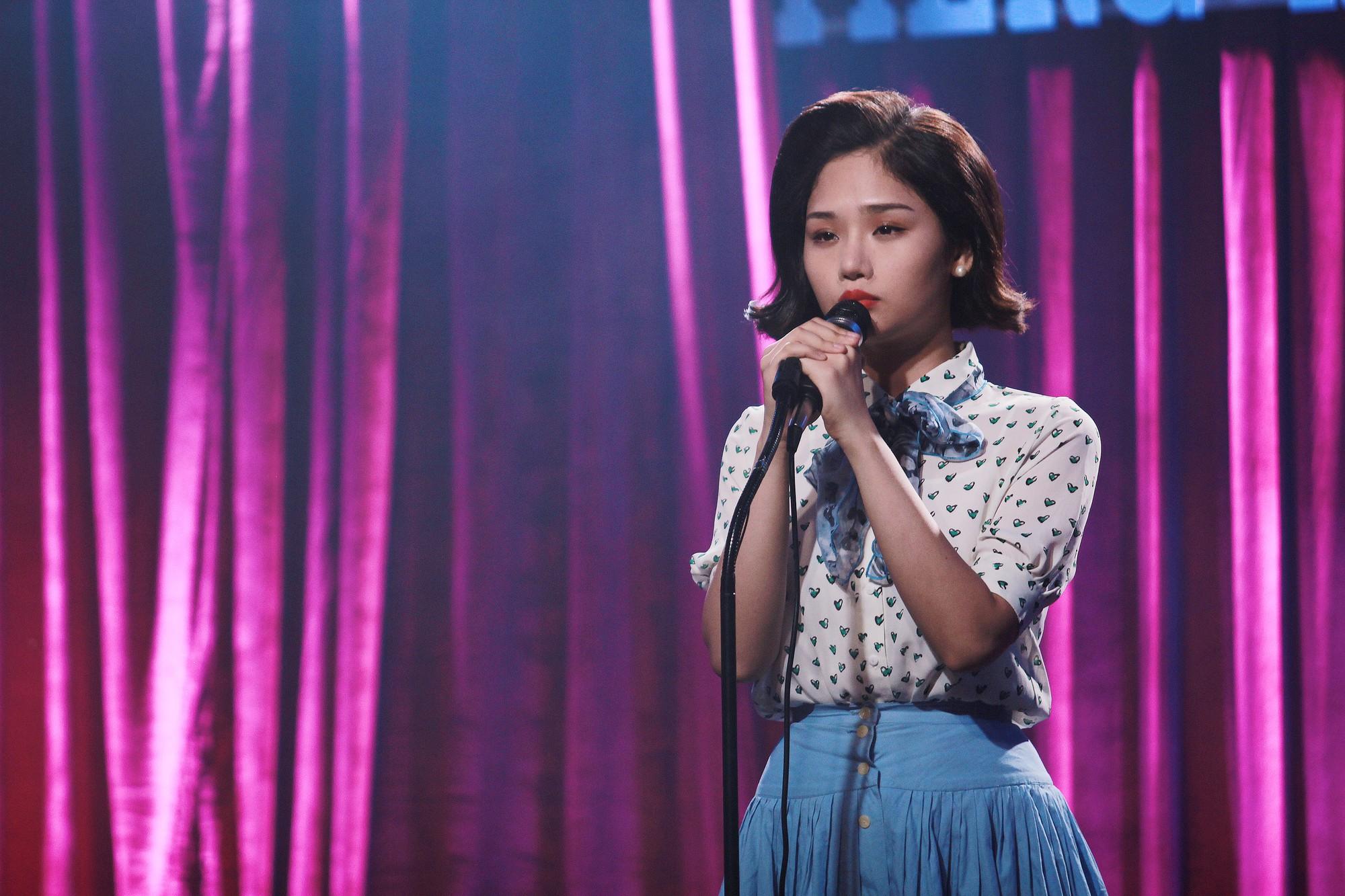 Khi diễn viên chính kiêm ca sĩ hát nhạc phim: Nghe thật và đồng cảm hơn - Ảnh 6.