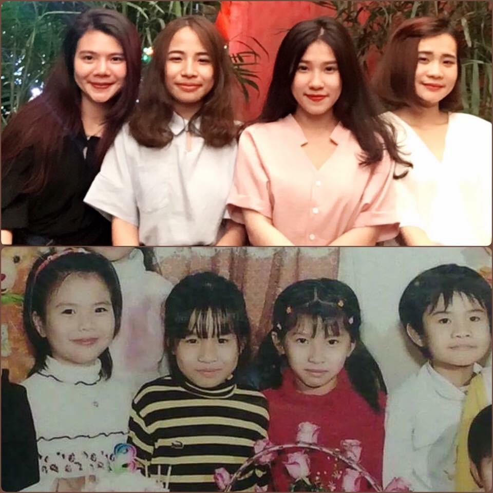Hội chị em bạn dì khoe ảnh sau 20 năm: Ai cũng xinh đẹp và cực thân thiết dù sống xa nhau - Ảnh 5.