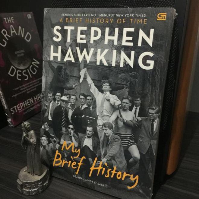 Những cuốn sách hay nhất của nhà vật lý thiên tài Stephen Hawking - Ảnh 5.