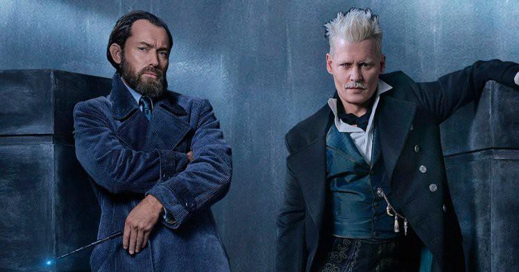 """Hiệu trưởng Dumbledore Jude Law cực bảnh thả thính tung tóe ngay trailer """"Fantastic Beasts 2"""" - Ảnh 6."""