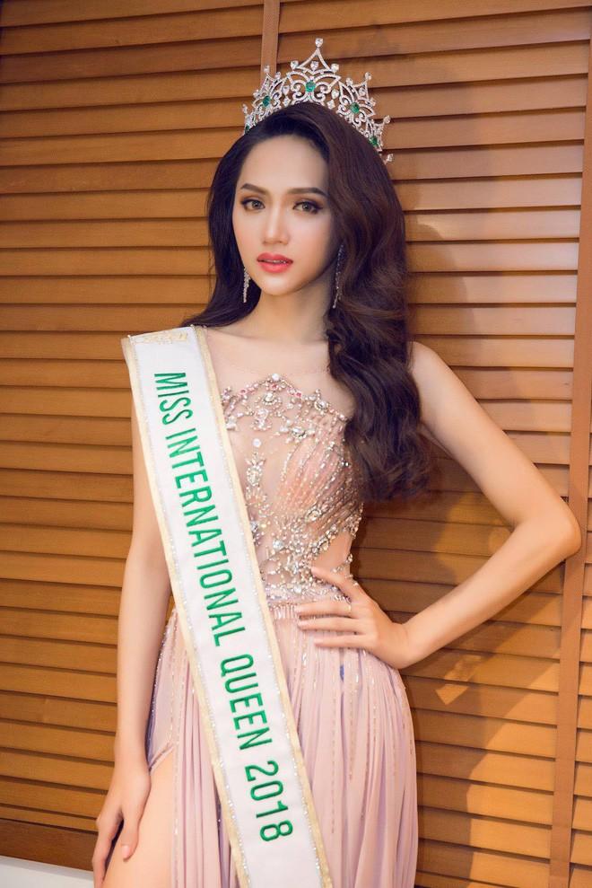 HOT: Hương Giang sẽ lần đầu giao lưu khán giả Việt Nam với cương vị Tân Hoa hậu chuyển giới Quốc tế 2018 tại JAM - Ảnh 5.