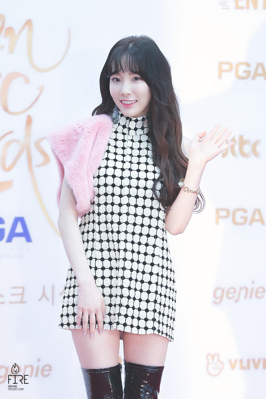 Mặc đẹp suốt ngày, sao Taeyeon lại chọn đúng váy như quả cầu lông để mặc trong sinh nhật thế này - Ảnh 3.