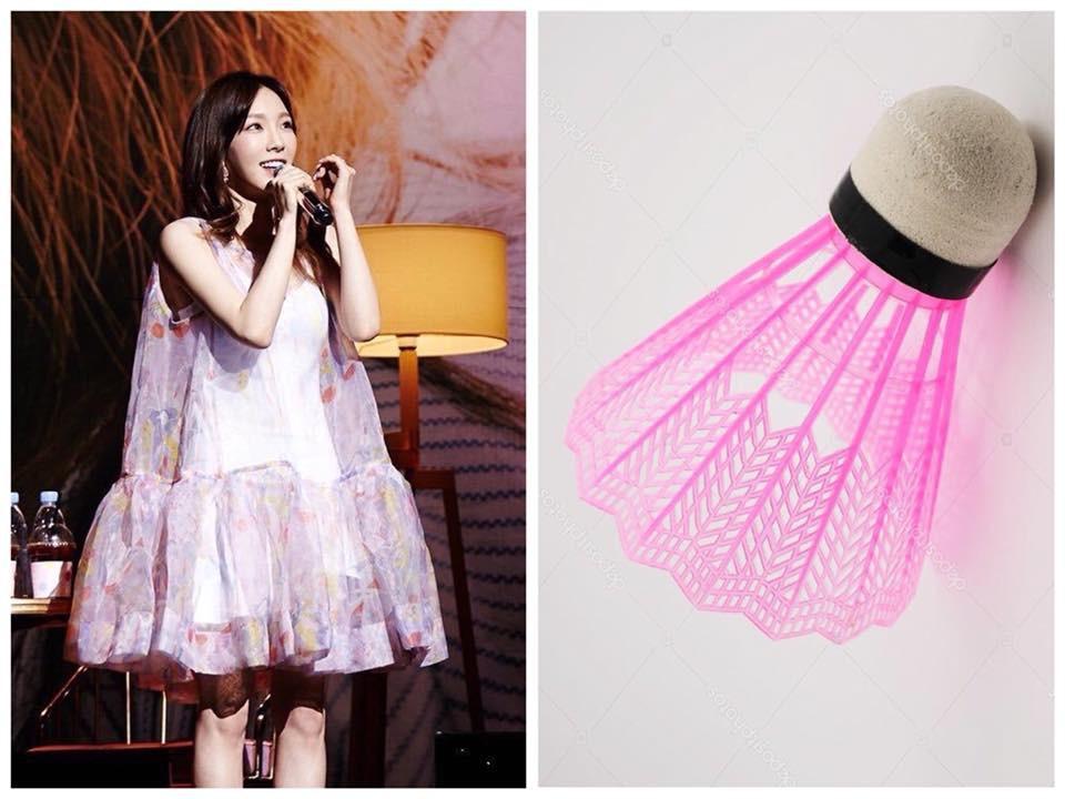 Mặc đẹp suốt ngày, sao Taeyeon lại chọn đúng váy như quả cầu lông để mặc trong sinh nhật thế này - Ảnh 8.