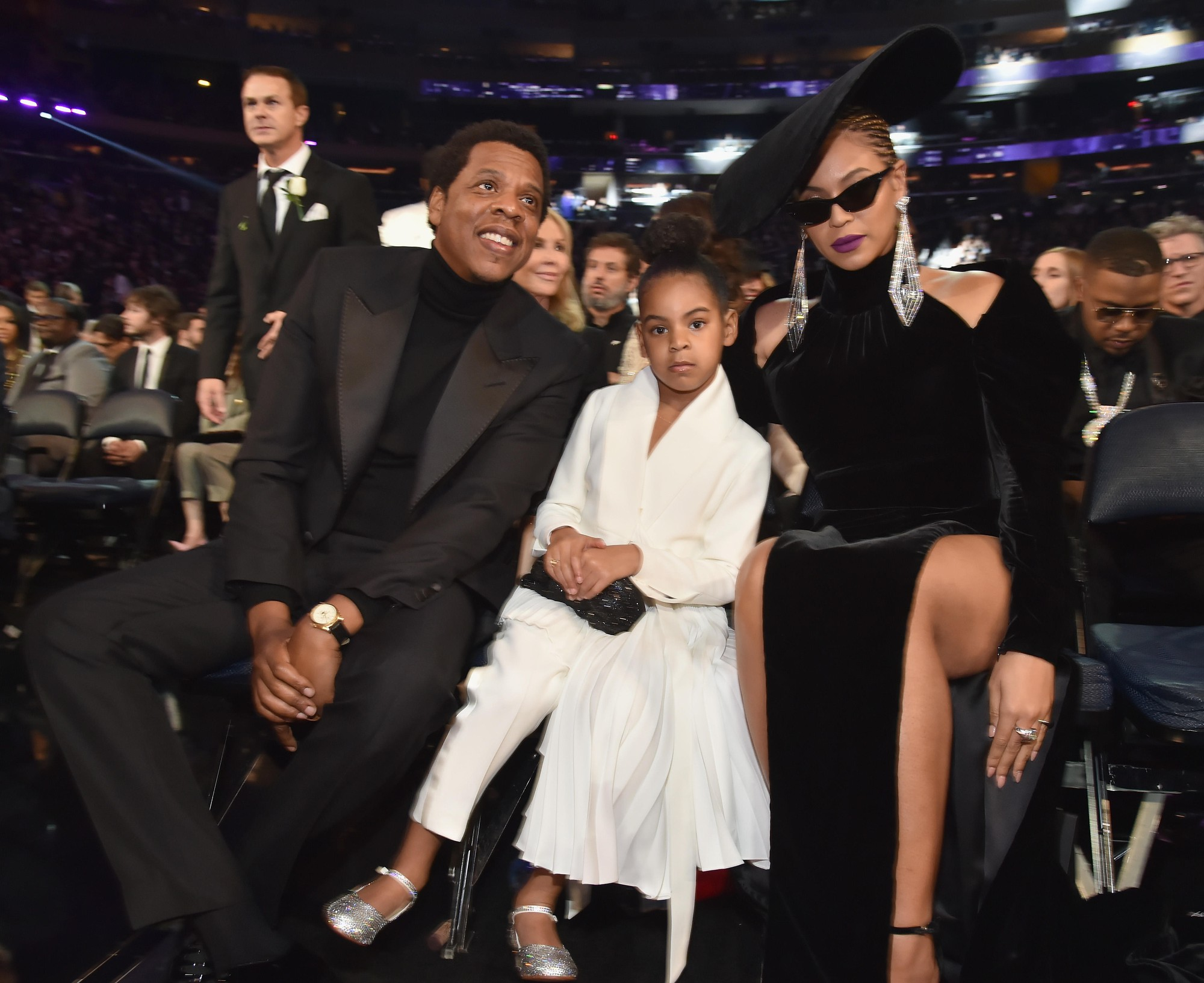 Kim bắt chước nhà Beyonce - Jay-Z, yêu cầu Kayne đưa con gái vào album mới? - Ảnh 2.