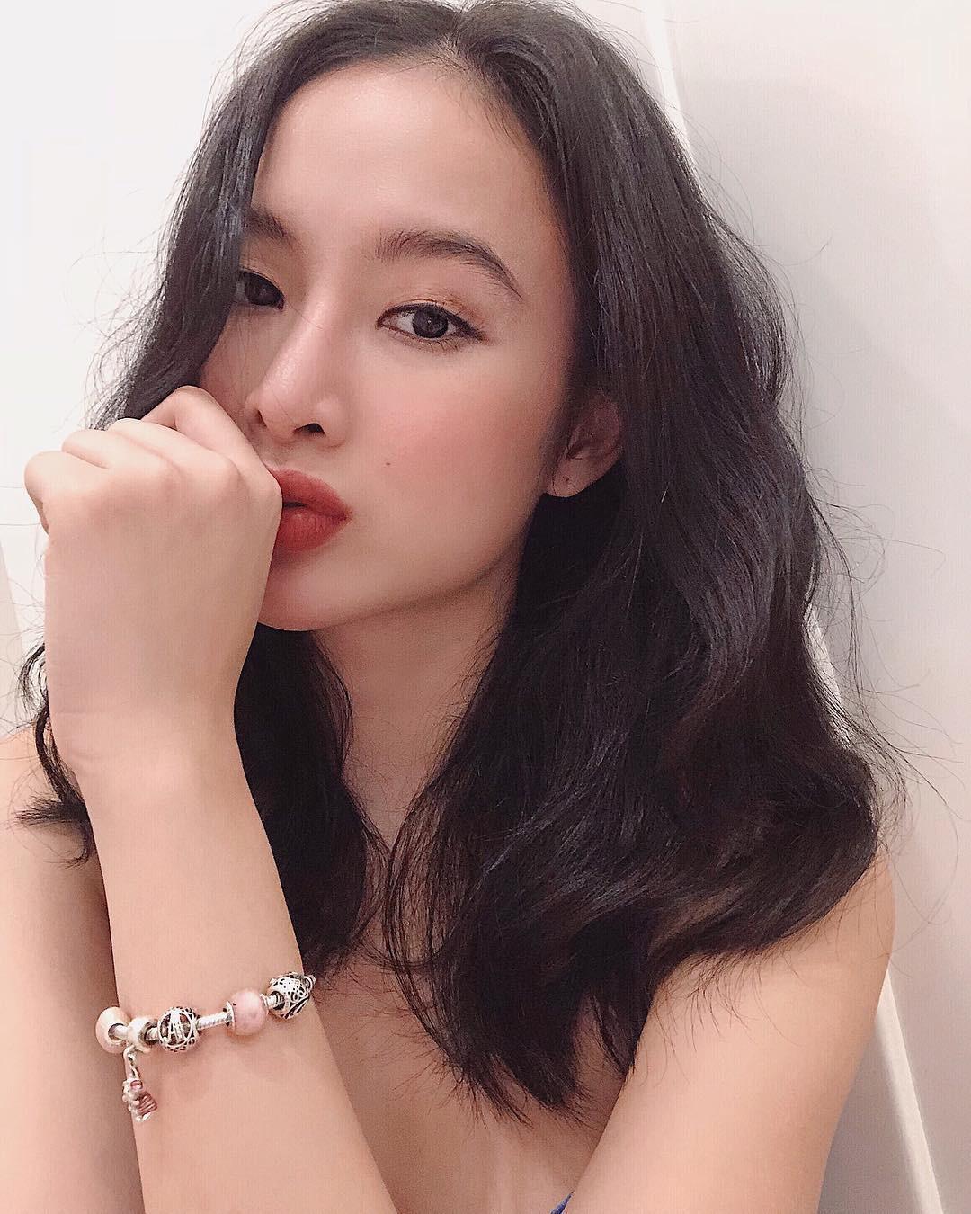 Từ lông mày càng đậm càng tốt, ngày càng nhiều người đẹp Việt chuộng kẻ mày tối giản tự nhiên khoe rõ từng sợi mày - Ảnh 6.