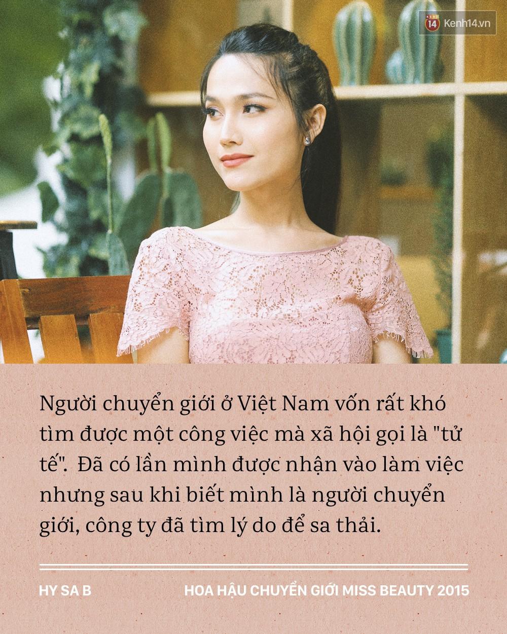Hoa hậu chuyển giới Việt Nam đầu tiên sau hơn 2 năm đăng quang: Ai cũng nghĩ sau Miss Beauty thì đời mình lên mây - Ảnh 5.