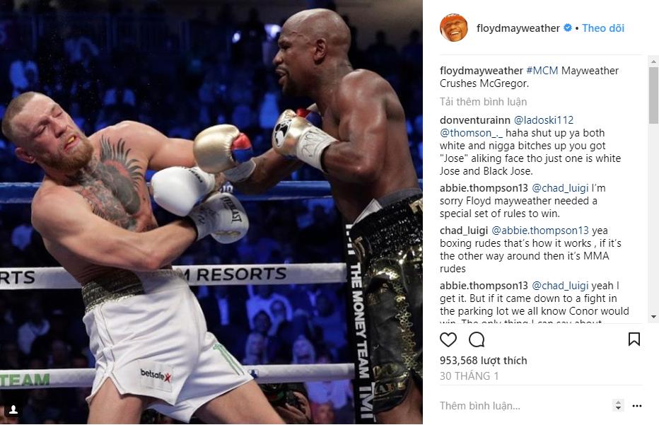Mayweather chuyển qua tập MMA, chờ ngày tái đấu McGregor? - Ảnh 2.