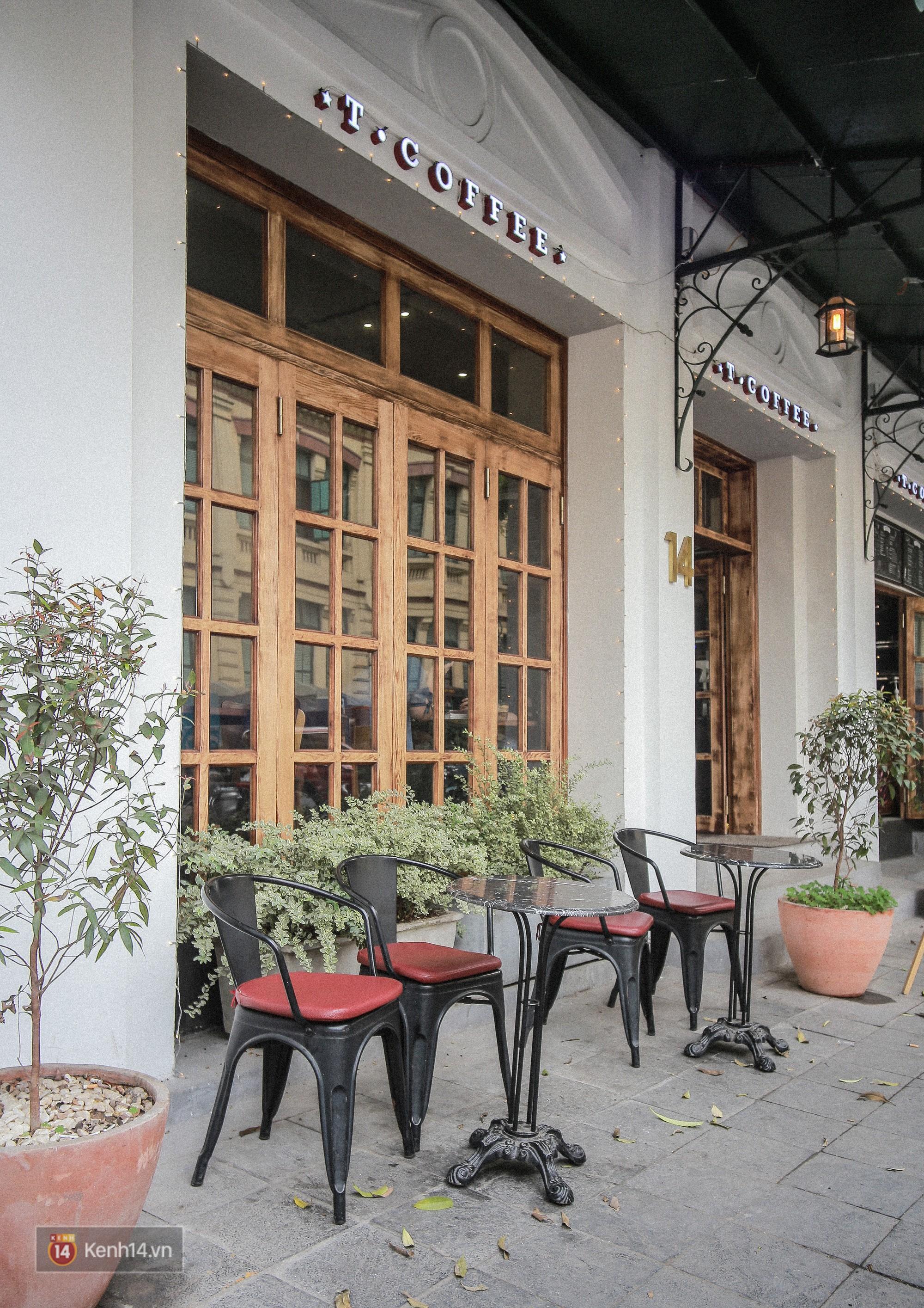 Các quán cà phê mở trong building: Không chỉ tiện, mà còn rất xinh để chụp hình sống ảo - Ảnh 9.