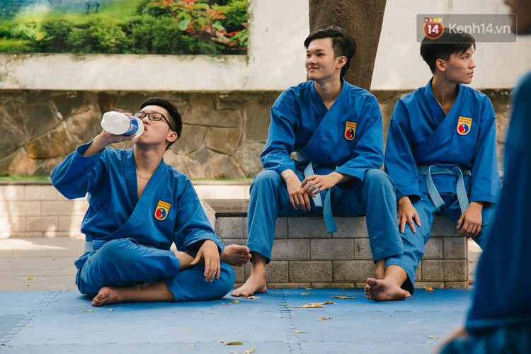 Ngôi trường giúp học sinh cai nghiện game Dota, Liên Minh Huyền Thoại bằng võ Vovinam - Ảnh 15.
