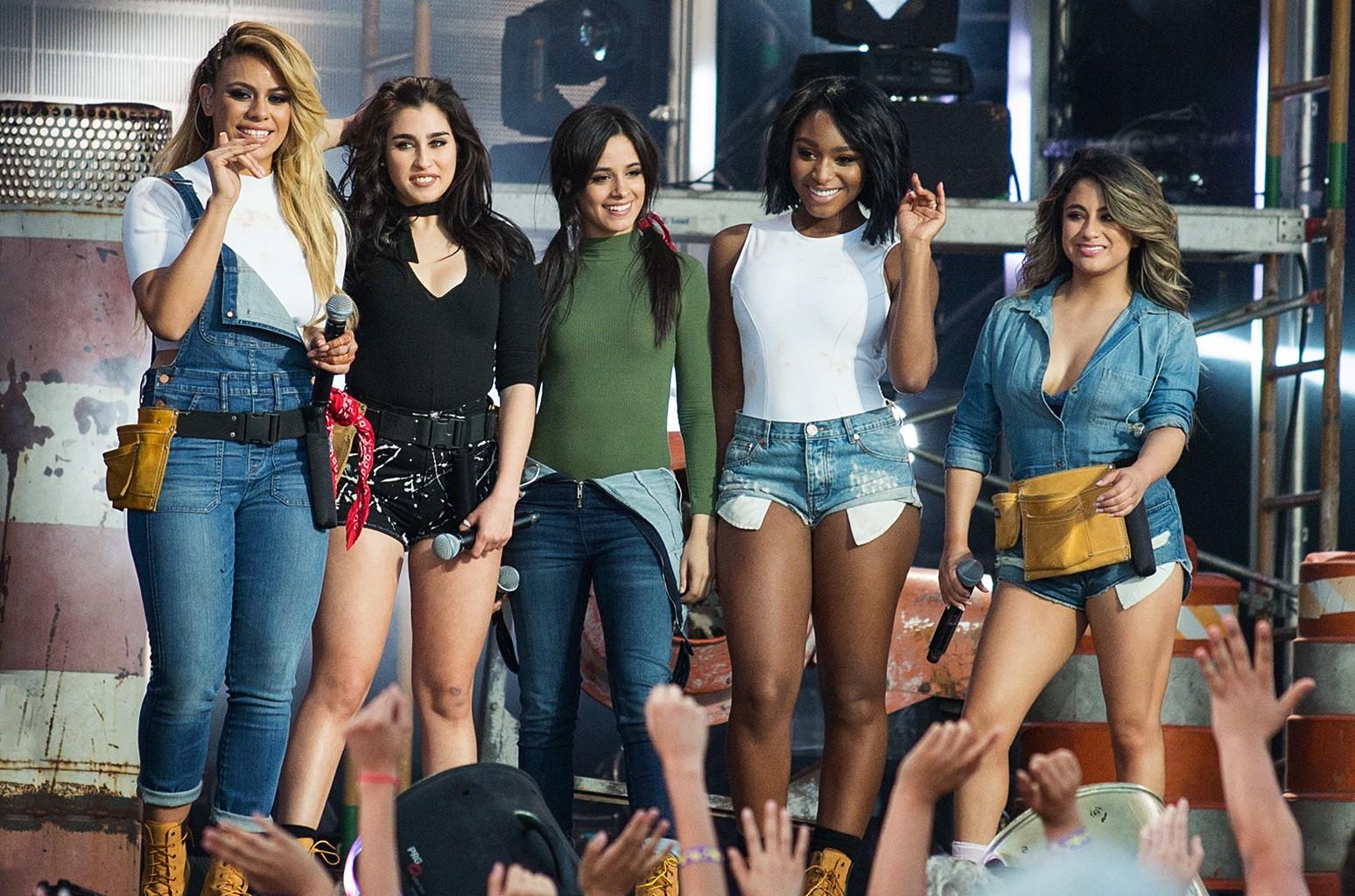 Taylor Swift có liên quan gì đến việc Camila Cabello rời Fifth Harmony? - Ảnh 2.