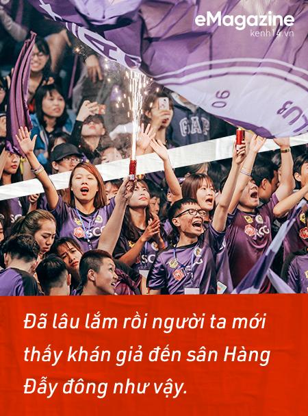 Thắp lại tình yêu bóng đá, kéo khán giả quay lại sân cổ vũ V.League, đây chính là sức mạnh từ hiệu ứng U23 Việt Nam! - Ảnh 9.