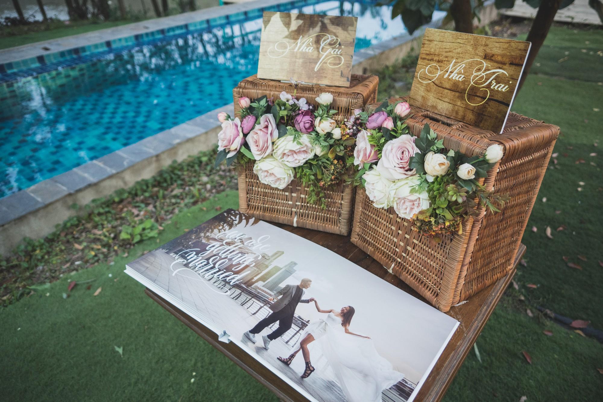 Đám cưới phong cách lẩu thập cẩm: Cô dâu hóa Võ Tắc Thiên, chú rể cosplay thần Hy Lạp - Ảnh 3.