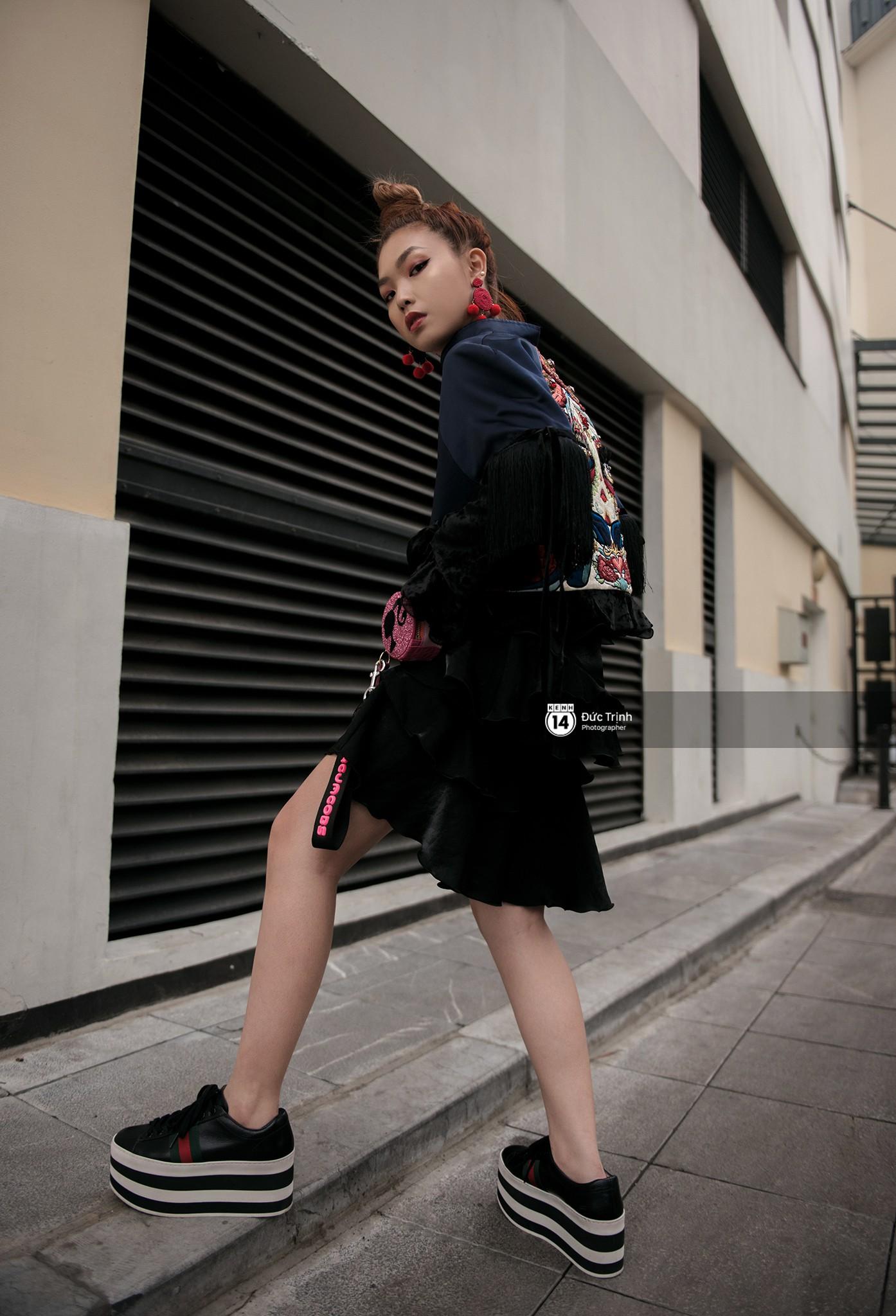 Giới trẻ 2 miền chinh phục loạt hot trend, khoe street style siêu cool và thời thượng ngắm là mê - Ảnh 12.