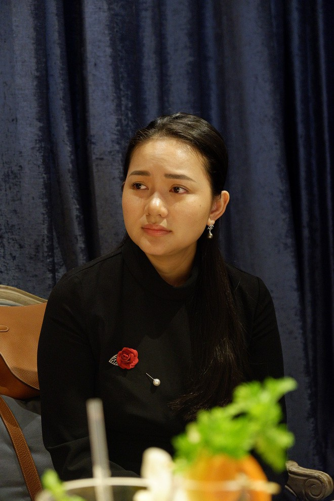 """Phan Như Thảo nghẹn ngào khẳng định trong họp báo: """"Chỉ có duy nhất một người có đủ động lực hại mình"""" - Ảnh 1."""