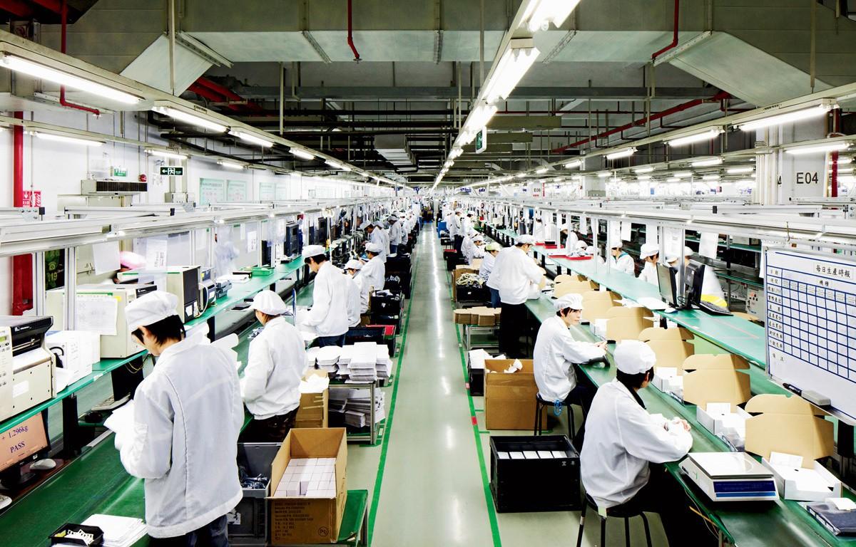 Vì sao iPhone luôn có dòng chữ Lắp ráp ở Trung Quốc mà không phải ở Mỹ? - Ảnh 3.