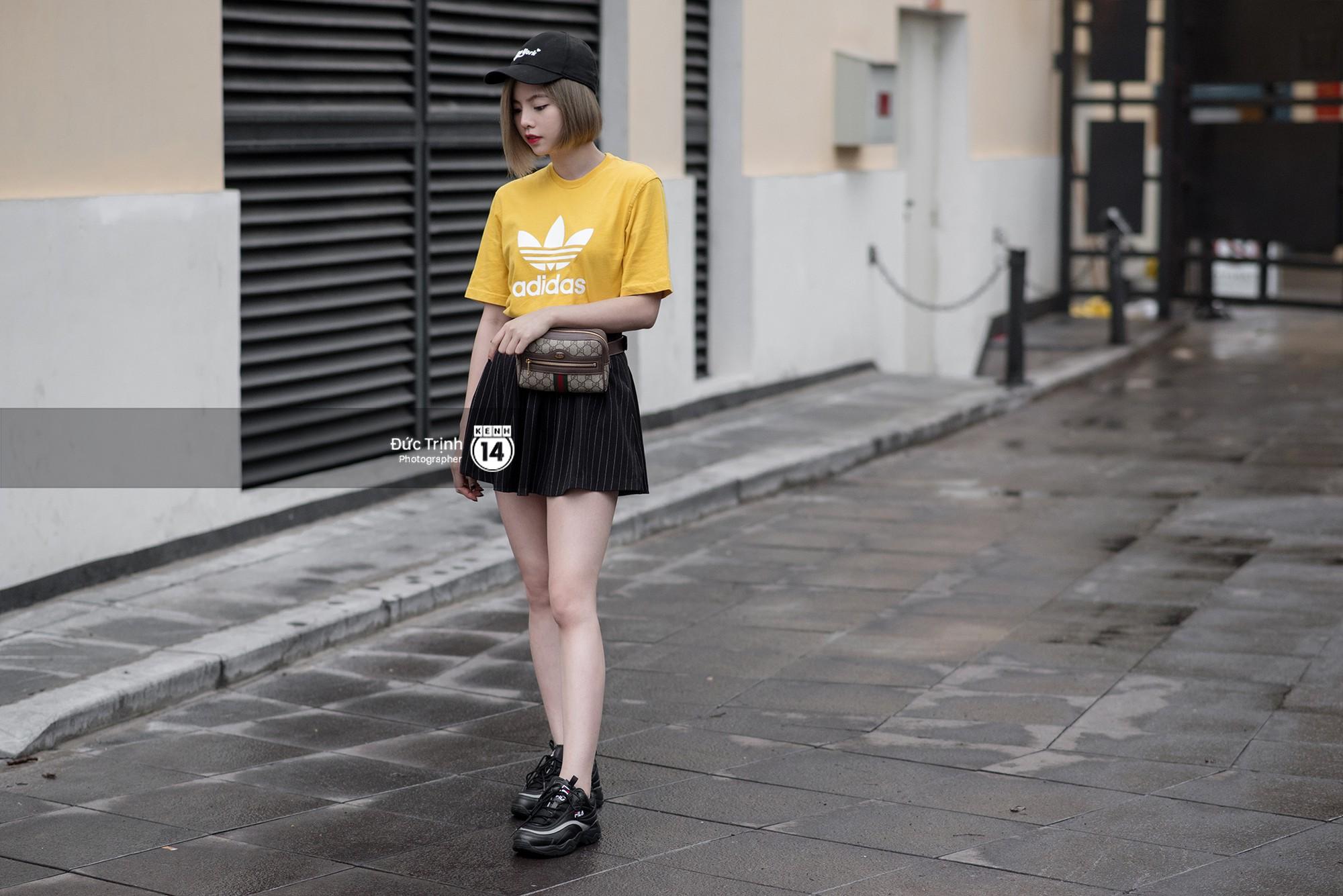 Giới trẻ 2 miền chinh phục loạt hot trend, khoe street style siêu cool và thời thượng - Ảnh 14.