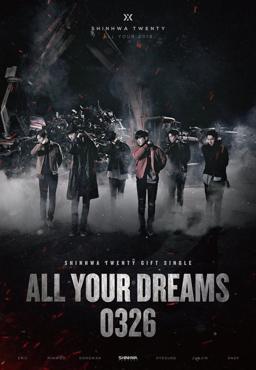 Shinhwa tung clip nhá hàng: Nhảy đẹp và ngầu không kém gì thế hệ boygroup ngày nay - Ảnh 2.