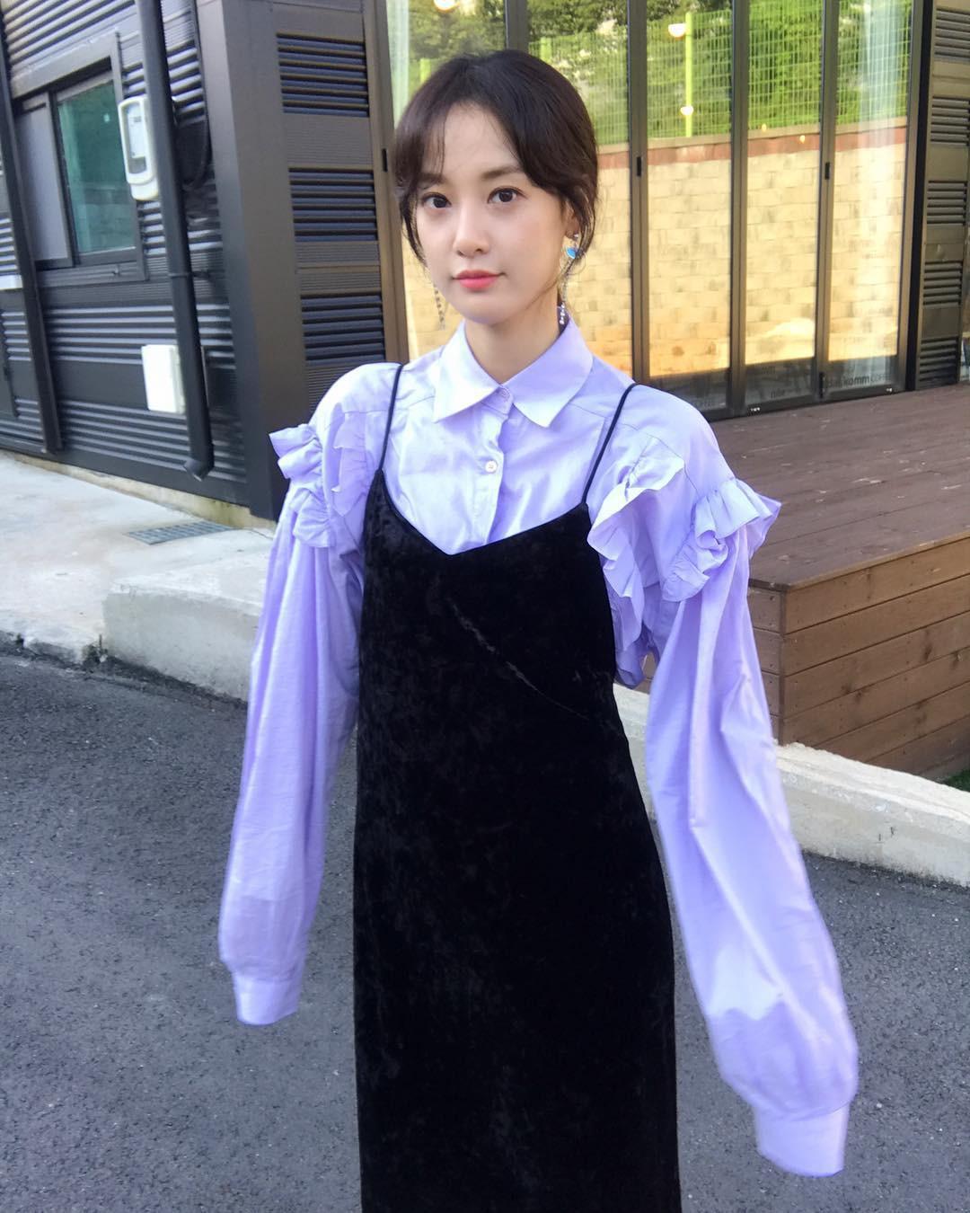 Vừa trẻ trung lại hay ho, hèn gì giới trẻ Hàn cứ mê tít phong cách của 5 sao nữ này - Ảnh 10.