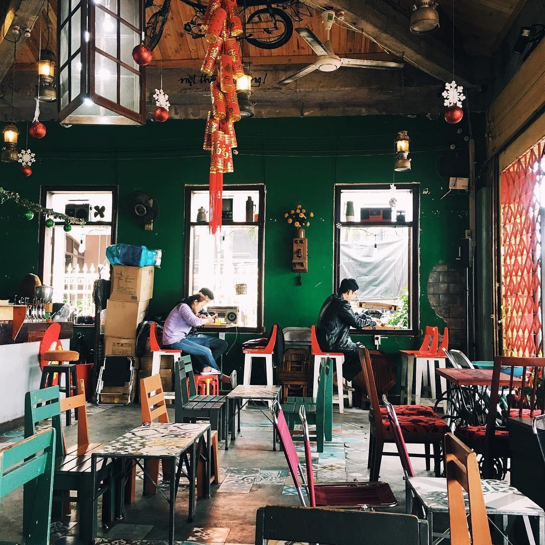 3 quán cafe phong cách hoài cổ ở Đà Nẵng để bạn tận hưởng không khí thời ông bà anh - Ảnh 10.