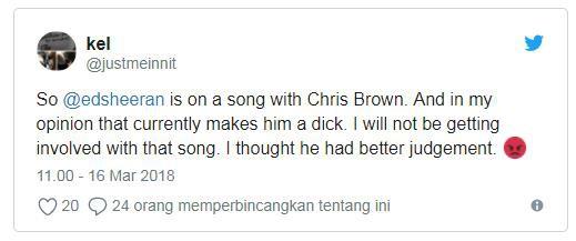 Kendall Jenner và Ed Sheeran cùng ăn chửi vì xuất hiện trong MV của Chris Brown - Ảnh 6.